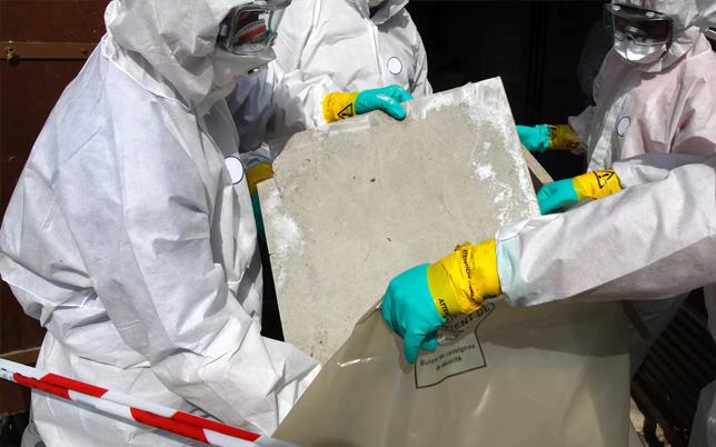 Asbest verwijderen offertes